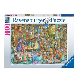 Ravensburger Une nuit à la bibliothèque 1000 pc Puzzles