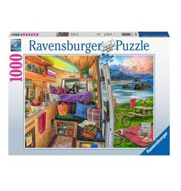 Ravensburger Belle escapade 1000 pc Puzzles