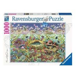 Ravensburger Le monde sous-marin au crépuscule 1000pc