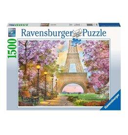 Ravensburger Amour à Paris 1500 pc Puzzles
