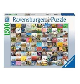 Ravensburger 99 vélos et plus  1500 pc Puzzles