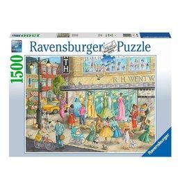 Ravensburger L'avenue de la mode 1500 pc Puzzles