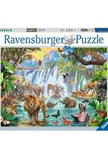 Ravensburger Cascade dans la jungle 1500pcs