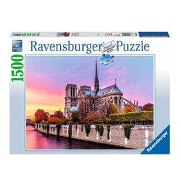 Ravensburger Casse-tête Notre Dame 1500 pièces
