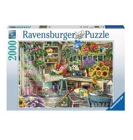 Ravensburger Le paradis de jardinier 2000 pc Puzzles