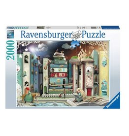 Ravensburger L'avenue des romans 2000 pc Puzzles