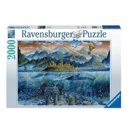 Ravensburger Sage baleine 2000 pièces
