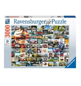 Ravensburger 99 VW Combi Moments 3000 pièces