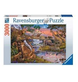 Ravensburger Le règne animal 3000 pc Puzzles