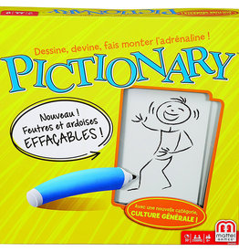 Mattel Pictionary-francais