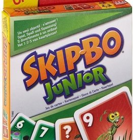 Mattel Skip-bo-junior