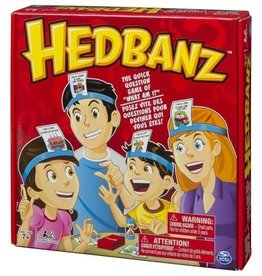Spin Master Hedbanz famille