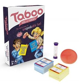 Hasbro Taboo- enfants vs parents
