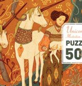 Djeco Casse-tête gallery Le jardin de la licorne 500 pièces