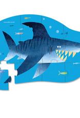 Crocodile Creek Mini casse tête  requins 12 pieces