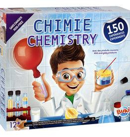Buki Buki-labo chimie 150 expériences