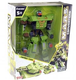 Happy Kid Robot M.A.R.S converters 2s- Char d'assaut