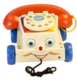 Fisher Price ''Rétro''  Téléphone parlant
