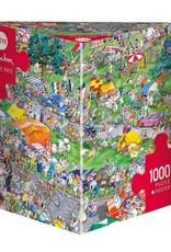 Heye Course cycliste , Blachon 1000 pièces