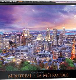 Eurographics Montréal La Métropole  1000 pièces