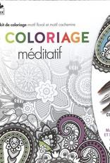 Spicebox Coloriage méditatif
