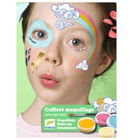 Djeco Maquillage arc -en -ciel