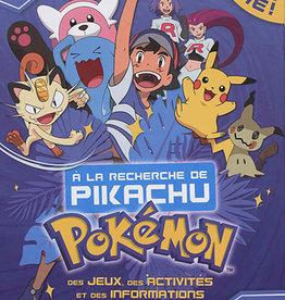 DRAGON D'OR Pokémon : À la recherche de Pikachu