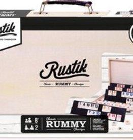 Rustica rummy- valise en bois