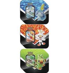 The Pokemon Company Boite Galar partner