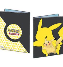 Ultra pro Pokemon Portfolio Pikachu 180 carte
