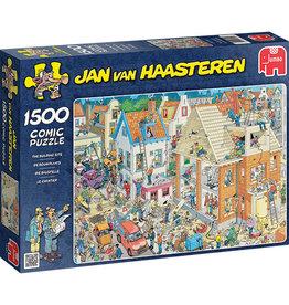 Jan van Haasteren Casse-tête Le chantier, JvH 1500 pièces