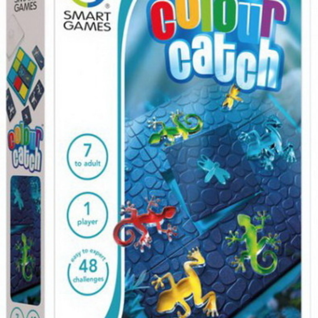 Smart Games Color catch Multilingue