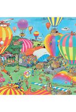 Jan van Haasteren 2000mcx ,Le ballon festival