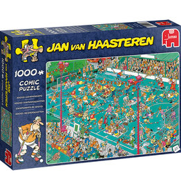 Jan van Haasteren 1000pc, Championnats de Hockey , JvH*