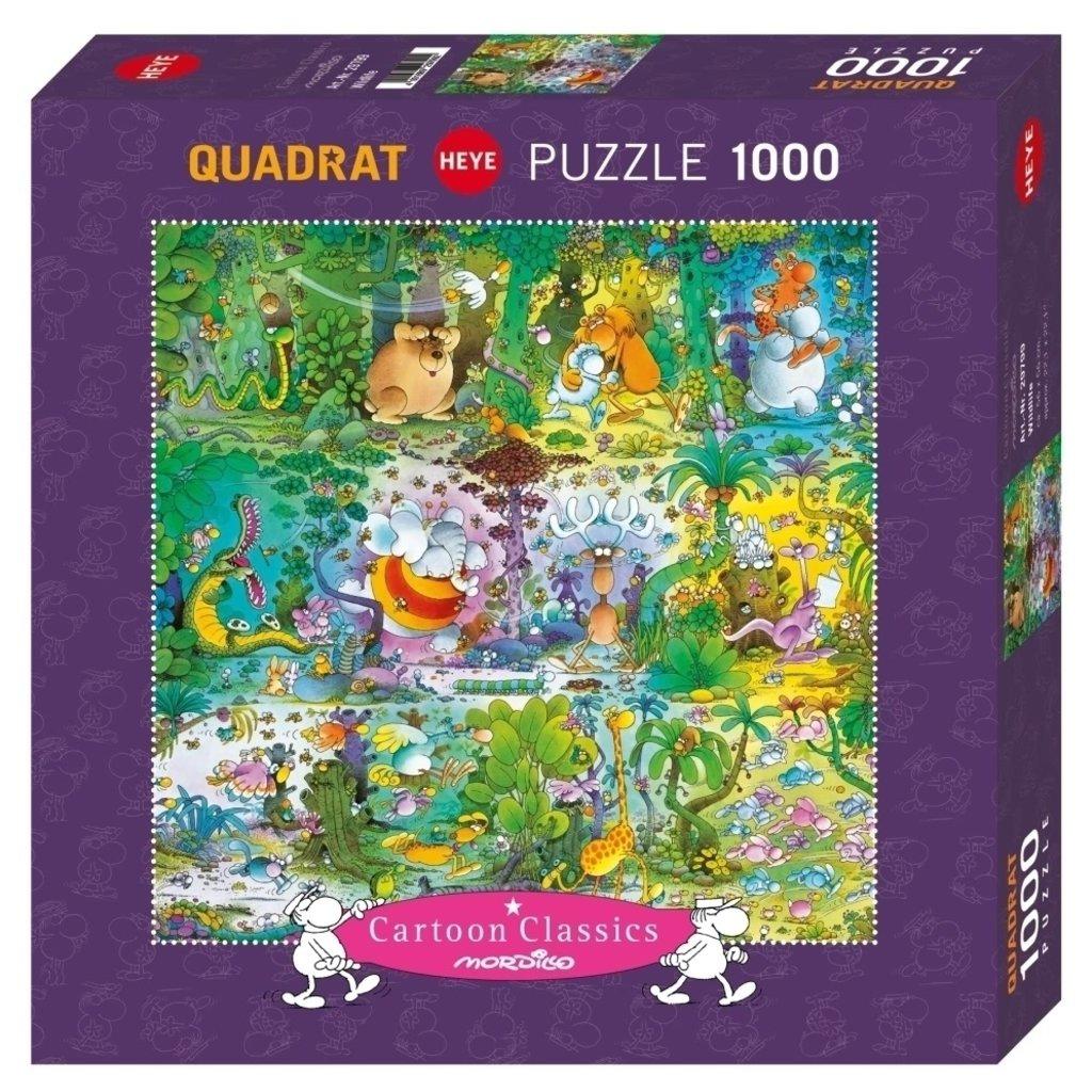 Heye Quadrat 1000 pièces
