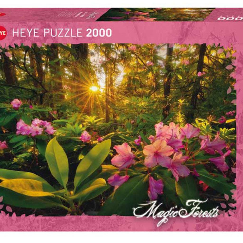 Heye La forêt magique 2000 pièces