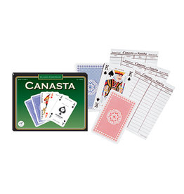 Piatnik Jeu de cartes Canasta