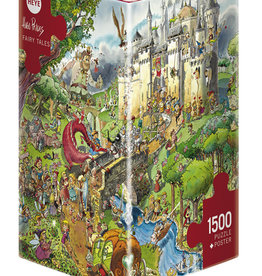 Heye Prades contes de fées 1500 pièces