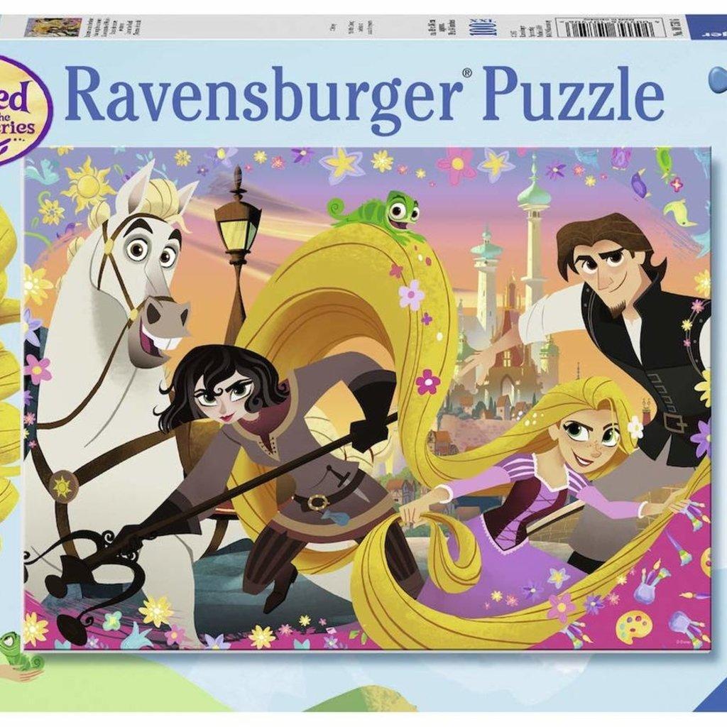 Ravensburger Raiponce  A la conquête du monde 100 pièces