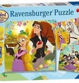 Ravensburger Raiponce La grande chevelure 3 x 49 pièces