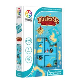 Smart Games Cache cache pirates JR