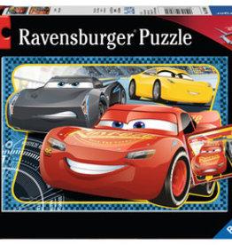 Ravensburger Les Bagniles :Je peux gagner ! 2 x 24 pc Puzzles