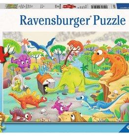 Ravensburger Le voyage des dinosaures 60 mcx