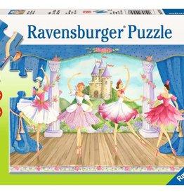 Ravensburger Le ballet fabuleux 60 pièces