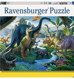 Ravensburger La terre des géants 100 pièces
