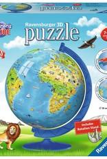 Ravensburger 3d Casse-tête globe les enfants du monde 180pièces(anglais)