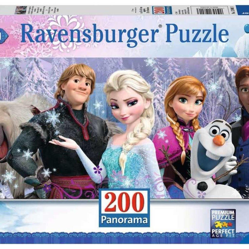 Ravensburger Arendelle sous neiges éternel. 200pièces panoramique