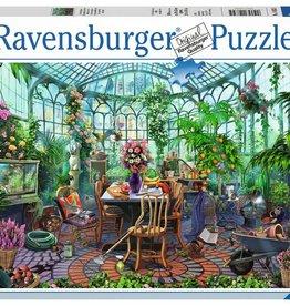 Ravensburger Un matin dans la serre 500 pièces