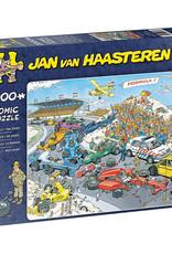 Jan van Haasteren Formule 1 Le départ  2000 pièces