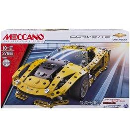 Meccano Corvette sport